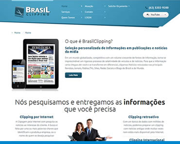 Site BRASIL Clipping